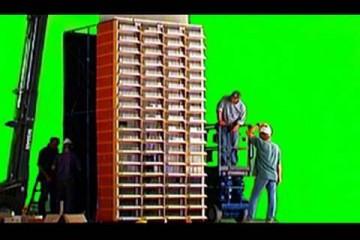 Comment on détruit des immeubles au cinéma