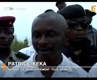 Le programme spatial du Congo