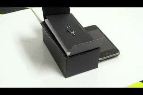 Ca ressemble à quoi le dedans d'un iPhone 3Gs ?