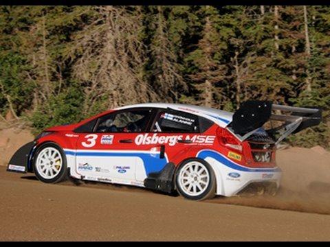 Remake de Climb Dance en Ford Fiesta Rallye