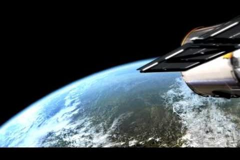 L'univers vu par l'Ultra Deep Field d'Hubble en 3D