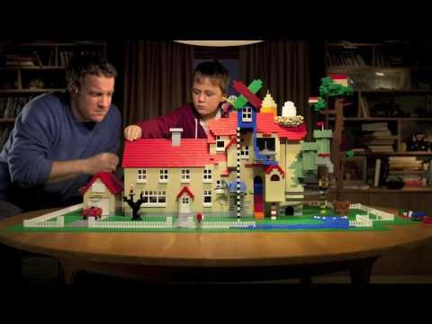 Publicité pour Lego originale
