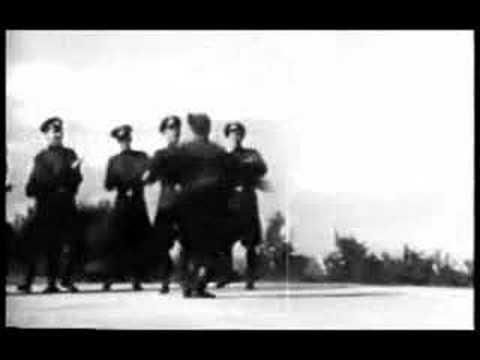 Danse de l'Armée Rouge + Run DMC=Invention du Breackdance au XIXe siècle