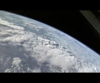 La Terre filmée par des astronautes