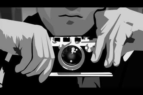 La filmographie de Stanley Kubrick illustrée