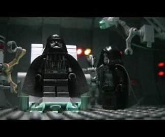 Star Wars en Lego et 2min30