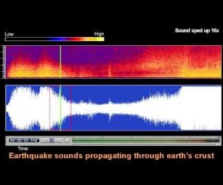 Le tremblement de terre au Japon entendu en Alaska