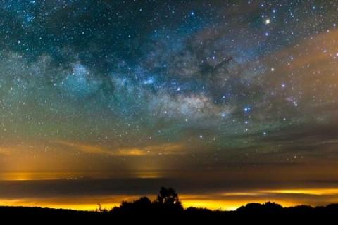 Le ciel vu d'Espagne