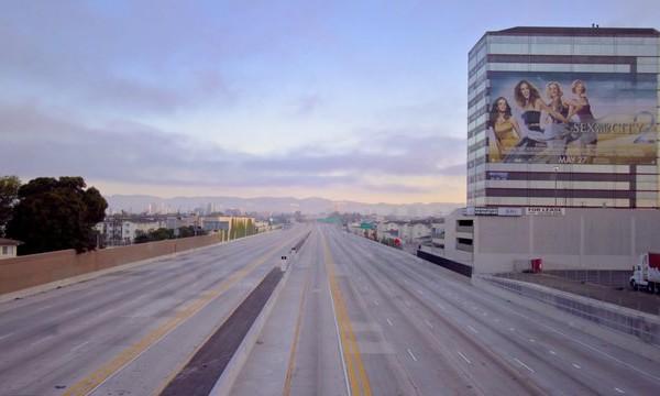 Los Angeles sans voitures