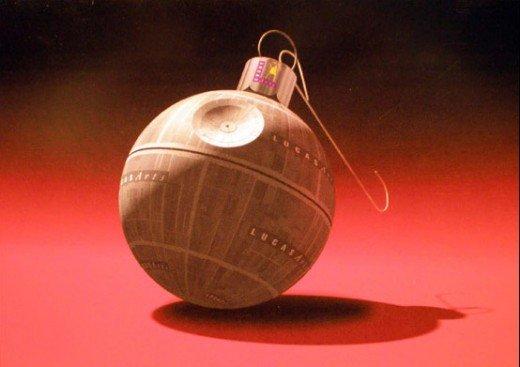 carte voeux lucasfilm star wars noel 14 Les cartes de voeux de Noël Star Wars de LucasFilm
