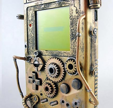 gameboy-steampunk