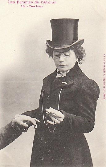 les femmes de lavenir phototypie bergeret 05 Les Femmes de lAvenir   1902