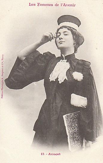 les femmes de lavenir phototypie bergeret 08 Les Femmes de lAvenir   1902