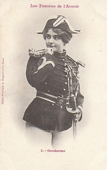 les femmes de lavenir phototypie bergeret 18 Les Femmes de lAvenir   1902