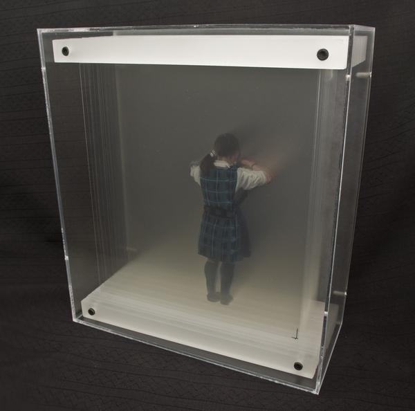peinture volume plaque transparente 02 Peintures en volume sur plaques transparentes
