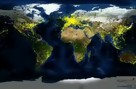 Trafic aérien mondial en direct sur 24h