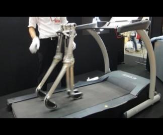 Mains et jambes robotiques