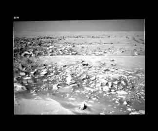 3 ans de voyage d'un robot sur Mars