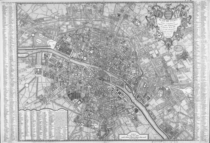 680px 33 1760 Delagrive1 Lhistoire de Paris par ses plans