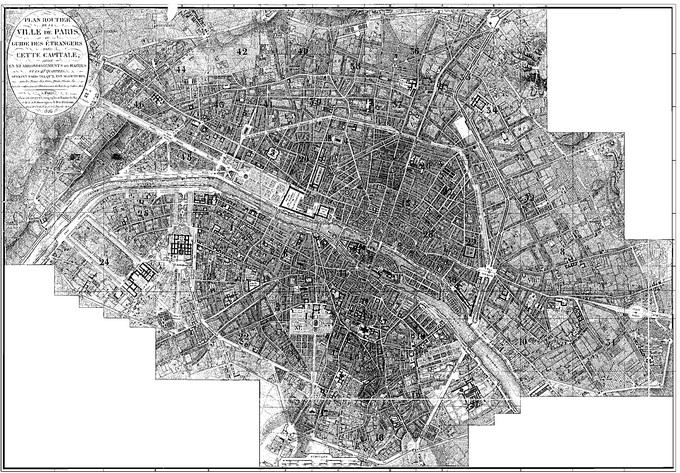 680px 60 img 11 Lhistoire de Paris par ses plans