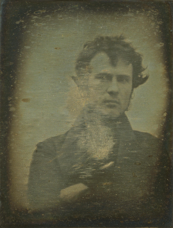 Robert Cornelius Le premier (auto)portrait photographique