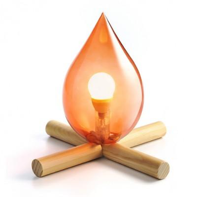 lampe-bureau-feu-camp