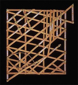 polynesie carte bois baton mer vague 06 Cartes polynésiennes de la houle en bouts de bois