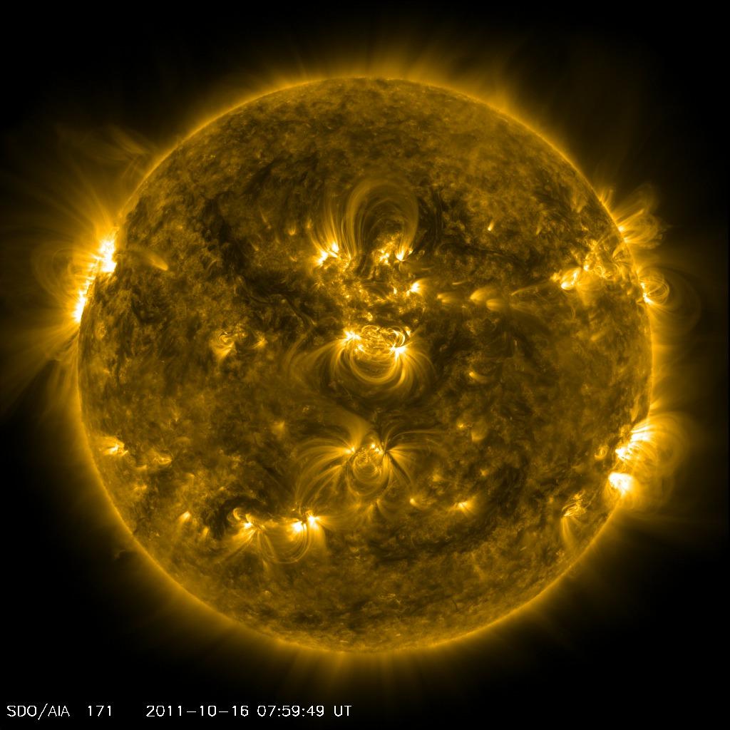 soleil sdo longeur onde 03 Différentes façons de voir le soleil