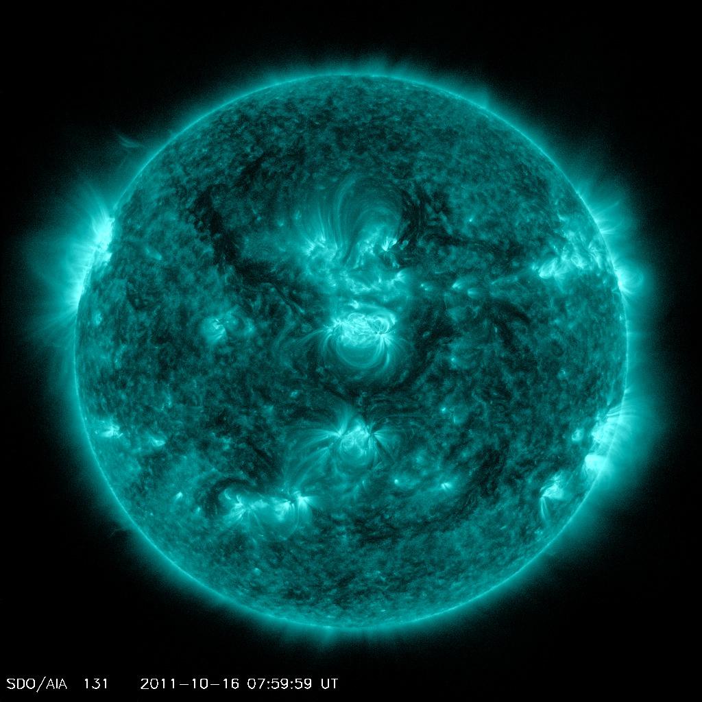 soleil sdo longeur onde 05 Différentes façons de voir le soleil