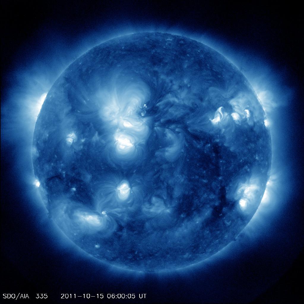soleil sdo longeur onde 06 Différentes façons de voir le soleil