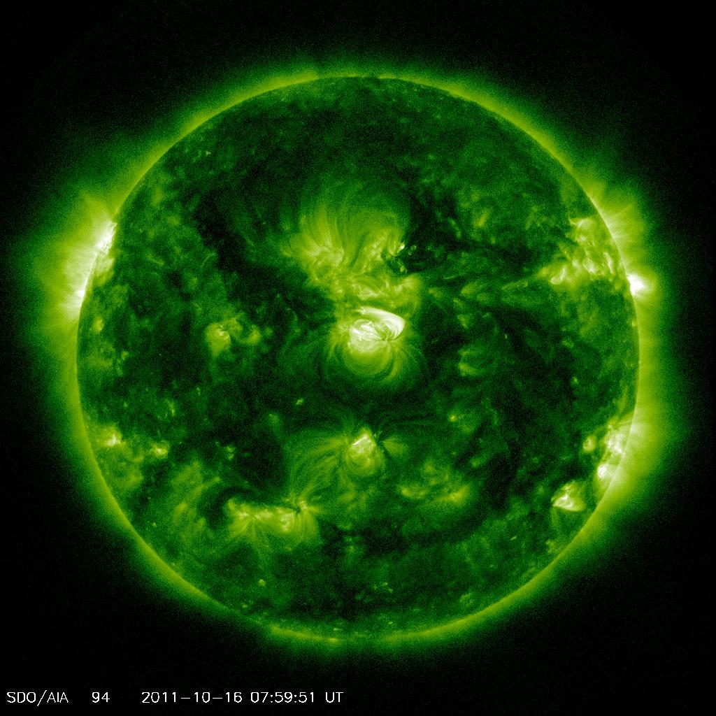 soleil sdo longeur onde 07 Différentes façons de voir le soleil