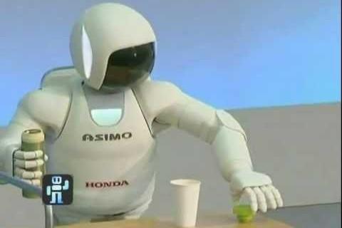 Honda met à jour Asimo