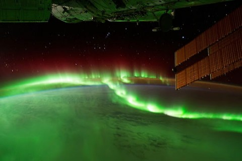 Compilation de la Terre en timelapse depuis l'espace