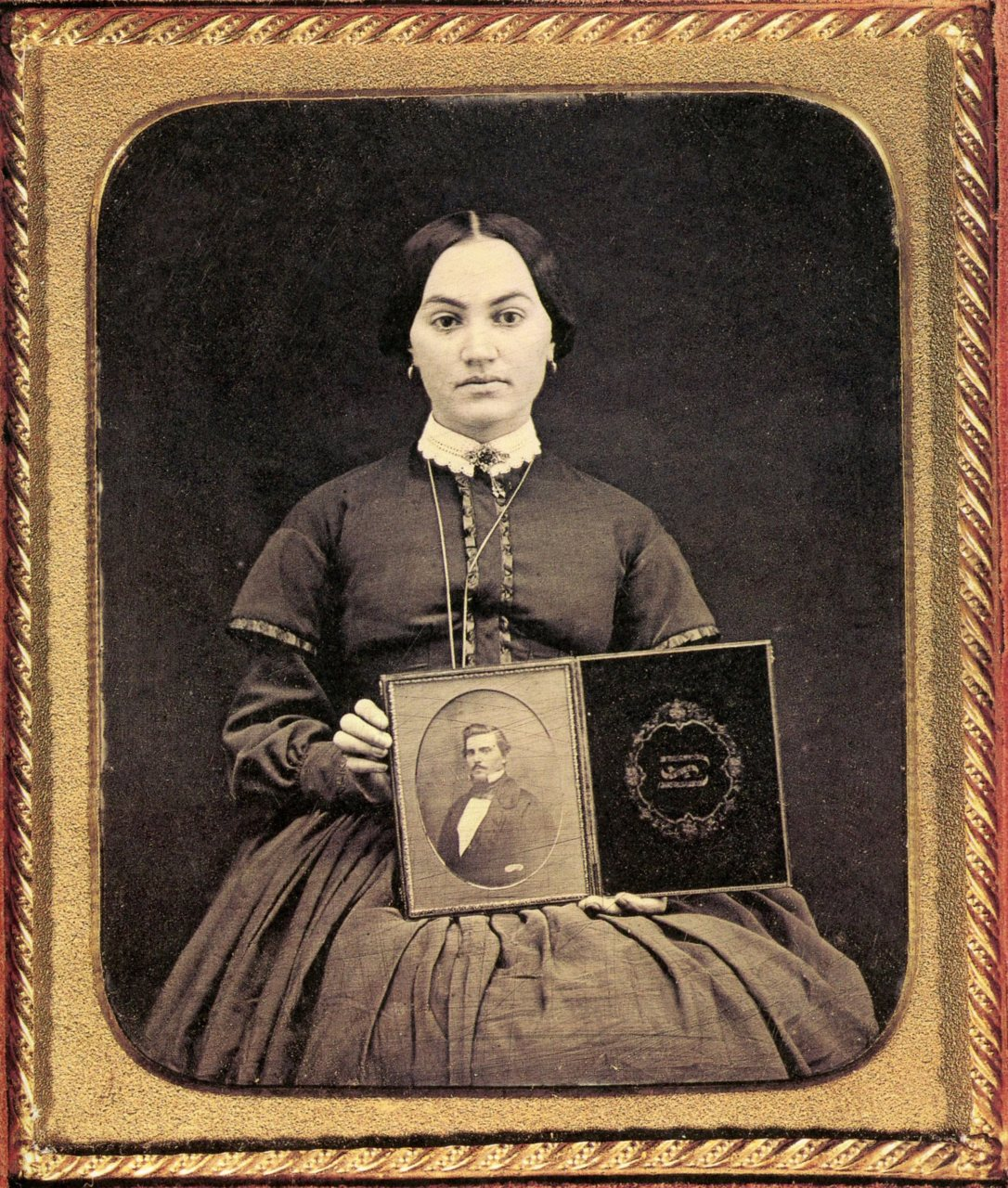portrait collection daguerreotype 05 Une petite collection de daguerréotypes