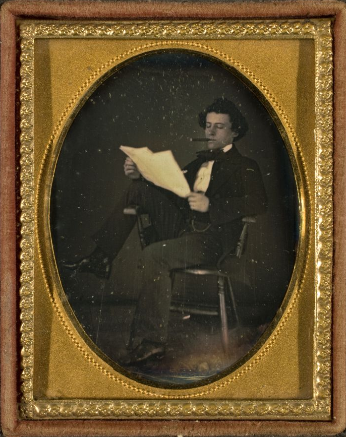 portrait collection daguerreotype 26 Une petite collection de daguerréotypes