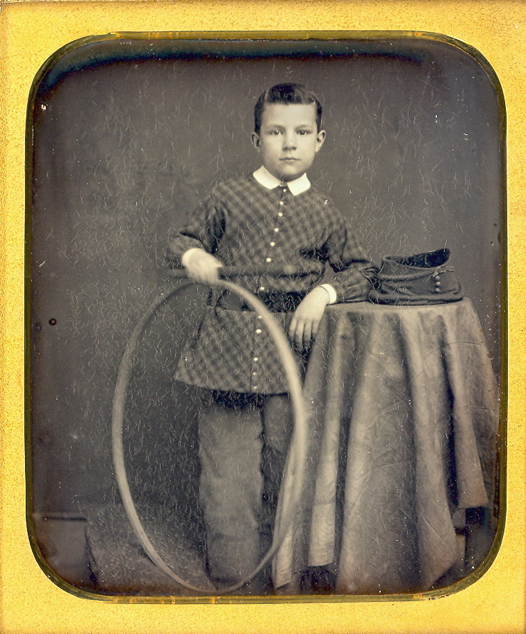 portrait collection daguerreotype 28 Une petite collection de daguerréotypes