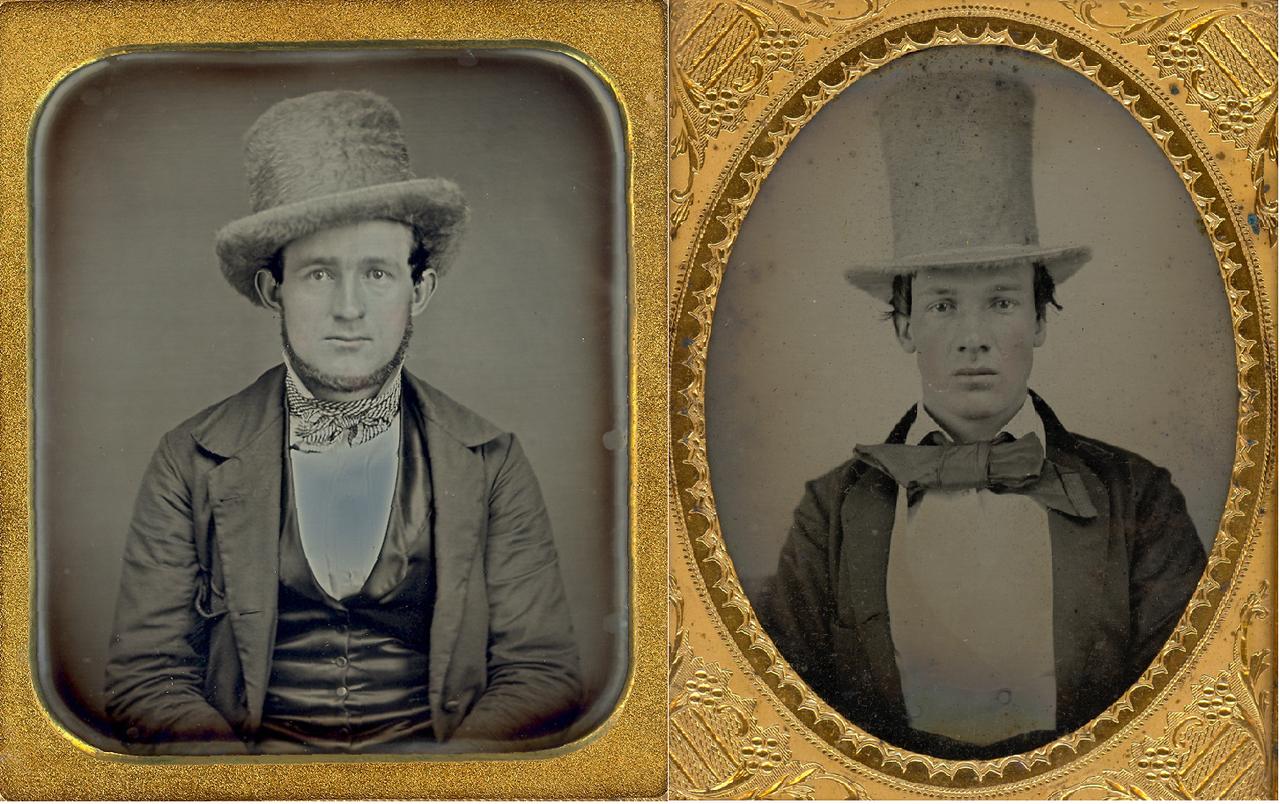 portrait collection daguerreotype 29 Une petite collection de daguerréotypes