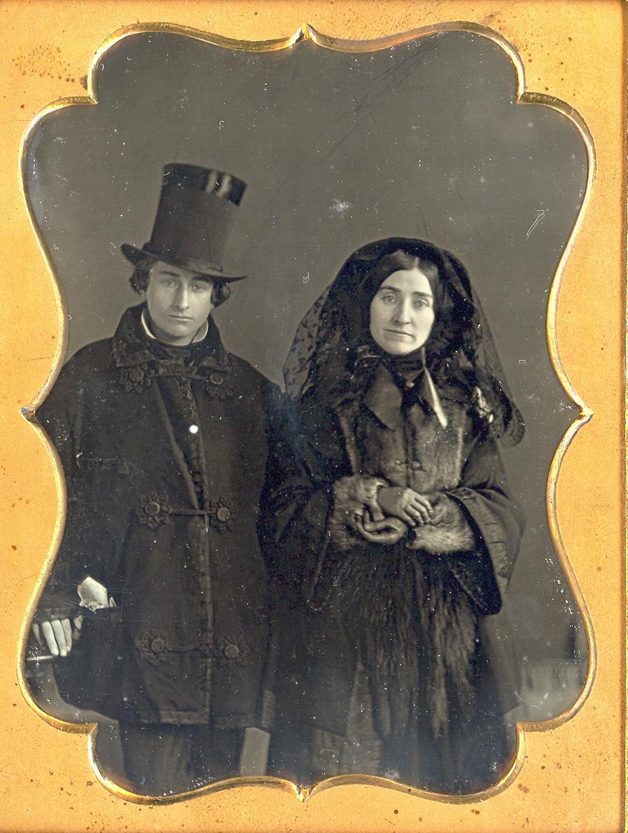 portrait collection daguerreotype 30 Une petite collection de daguerréotypes