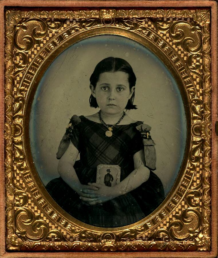 portrait collection daguerreotype 31 Une petite collection de daguerréotypes