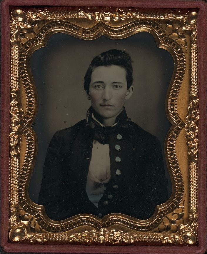 portrait collection daguerreotype 38 Une petite collection de daguerréotypes