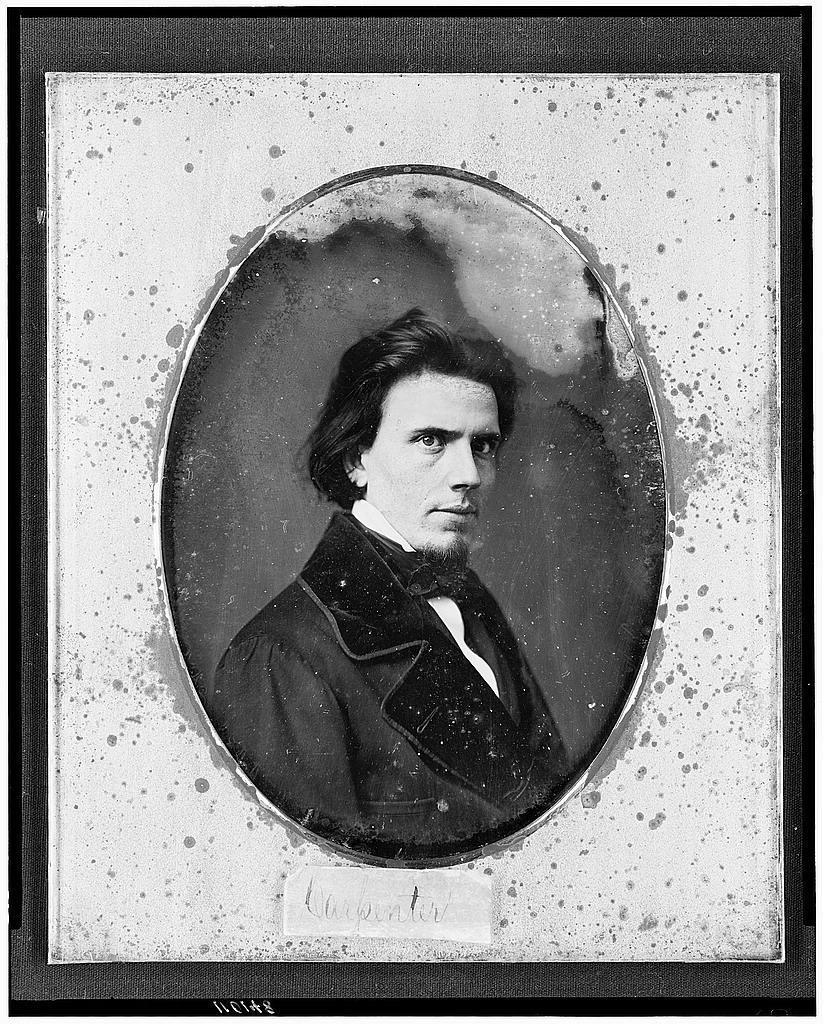 portrait collection daguerreotype 43 Une petite collection de daguerréotypes