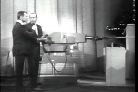 Le premier robot industriel
