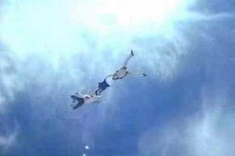 Sauter d'un avion sans parachute