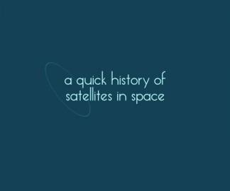 Histoire des lancements de satellites dans l'esapce