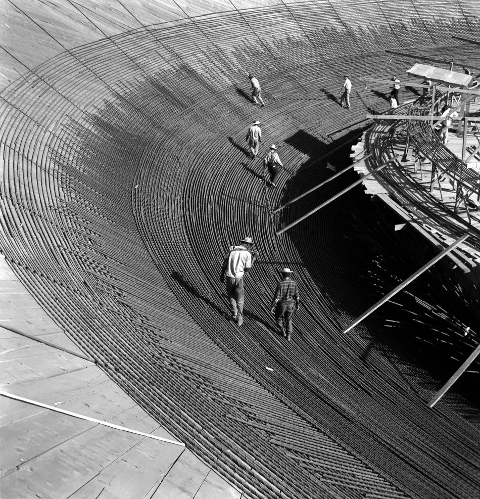 Ca s'est passé en octobre ! Brasilia-construction-Marcel-Gautherot-05