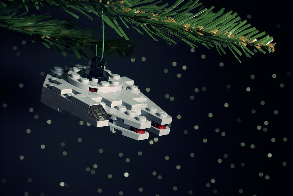 decoration noel lego 02 Fabriquez vos décorations de Noël en Lego