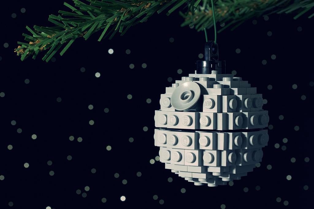 decoration noel lego 04 Fabriquez vos décorations de Noël en Lego
