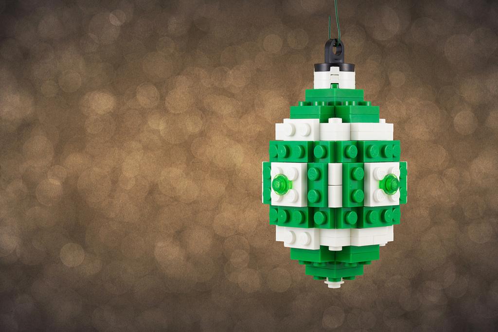 decoration noel lego 05 Fabriquez vos décorations de Noël en Lego