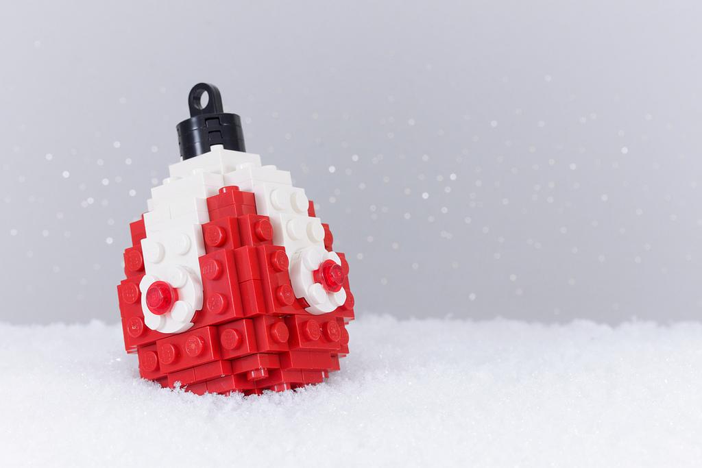 decoration noel lego 06 Fabriquez vos décorations de Noël en Lego