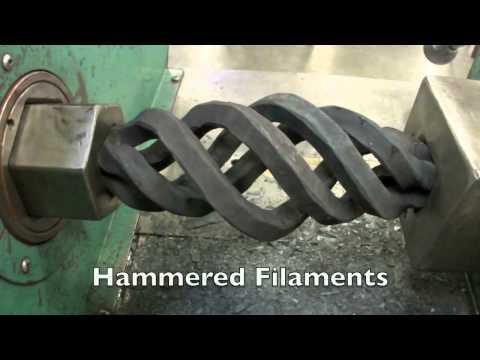 Comment tordre du métal